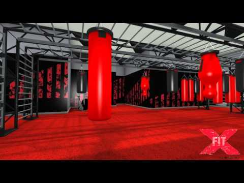 XFit by Fitness First Walkthrough | Dubai Media City