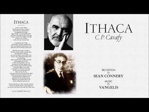 Ithaca C. P. Cavafy   Recitation by Sean Connery - Music by Vangelis