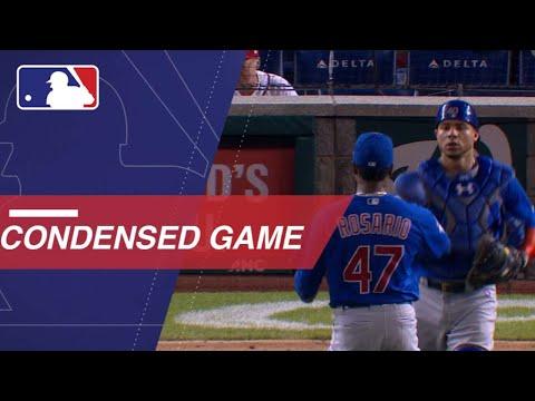 Condensed Game: CHC@WSH - 9/13/18