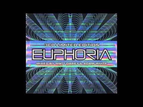 Matt Darey  Limited Edition Euphoria Mixed  Matt Darey CD 2
