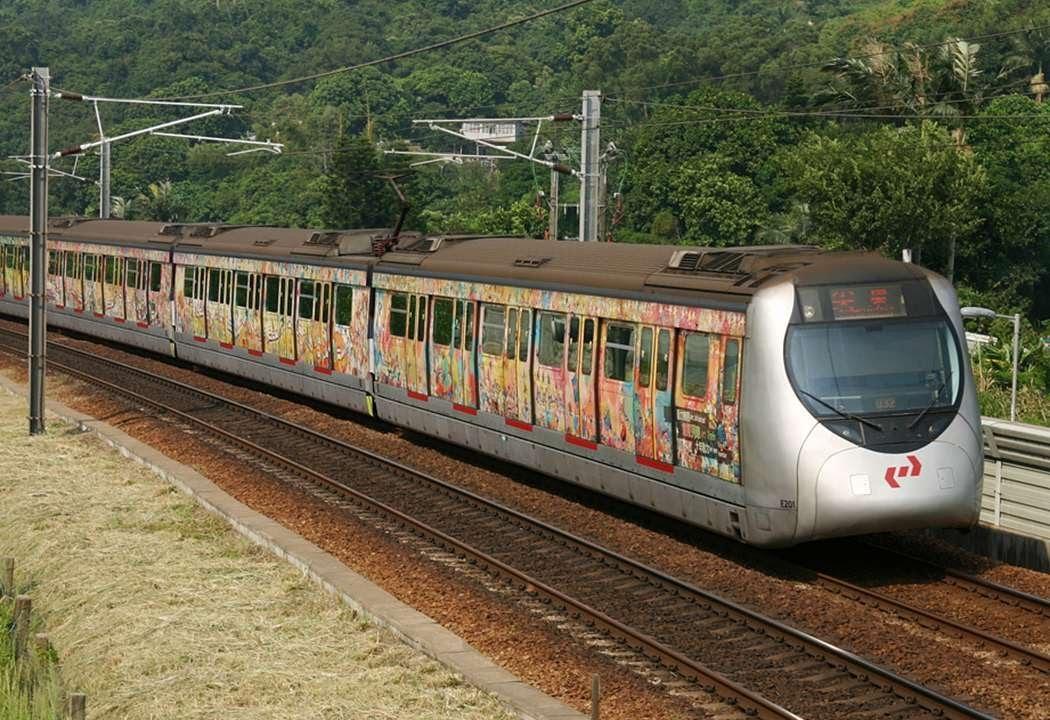 Картинки поездов в китае