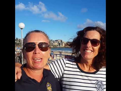 Shire Shuttle Bus transported North Cronulla Surf Life Saving Club to Bondi Beach