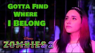 Zombies 2 - Gotta Find Where I Belong (En Español) Hitomi Flor ft. Marc Winslow