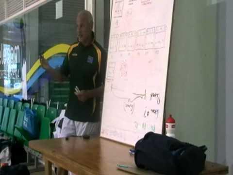 Fabio Menta - National Team Coach Cook Islands