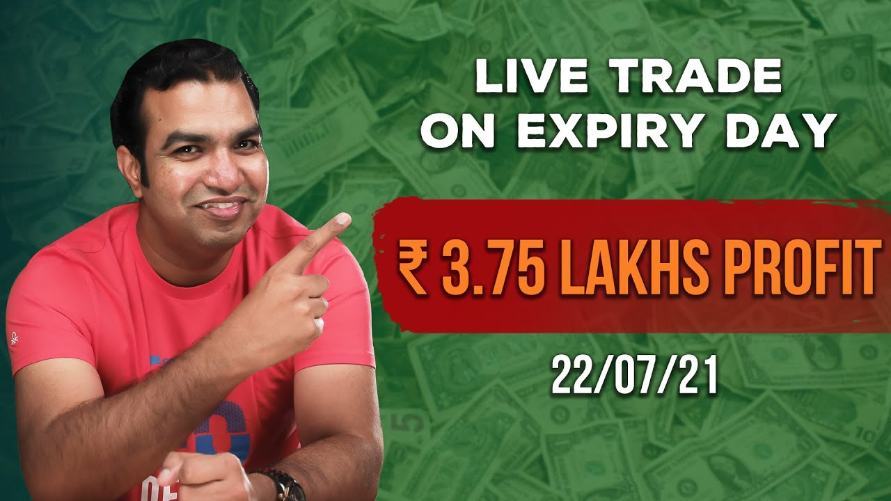 How I Made Profit of ₹ 3.75 lakhs in Bank Nifty Options Buying   Live Commentary   Scalper Pros