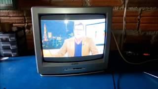 (29)# Tv CCE HPS-1497 Pisca o led mas não liga