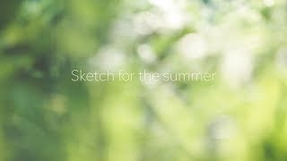 Sketch for the summer