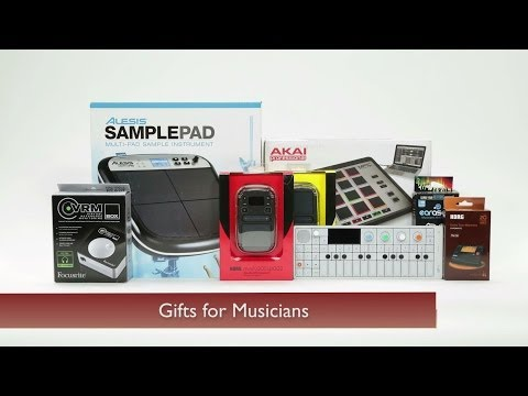 Wish-List Picks: Gifts for Musicians