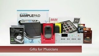Wish List Picks: Gifts For Musicians