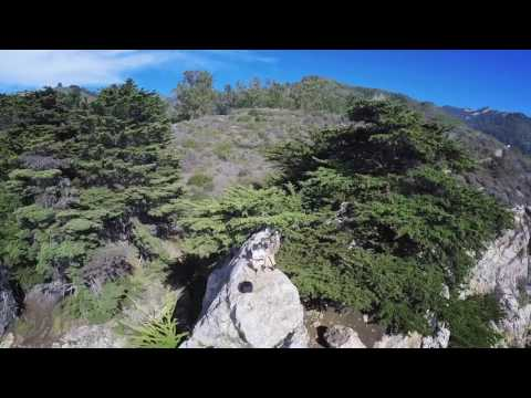 Drone Views: Big Sur - Monterey Bay