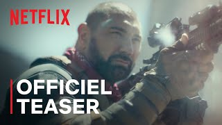 Army of the Dead | Officiel teaser | Netflix