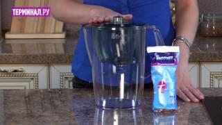 Видеообзор от Терминал.ру фильтр для воды Барьер Норма