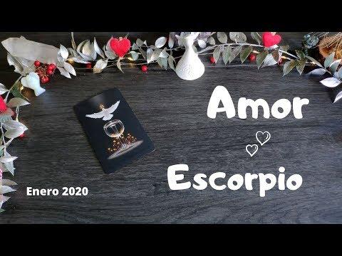 Tarot Escorpio - Amor - Enero 2020