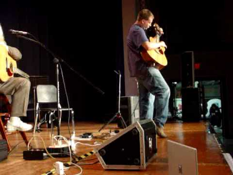 Masters of Acoustic Guitar Benefit Concert: Patrick Woods