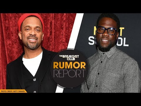 Mike Epps Responds to Kevin Harts Comments on The Breakfast Club