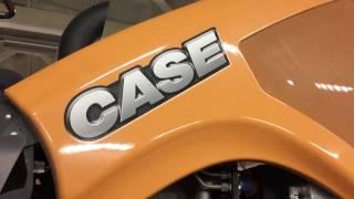 CASE 1121 F,  удобство обслуживания, обзор