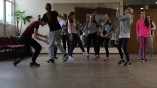 Frank Ocean - Thinkin Bout You (Ryan Hemsworth Bootleg) choreo