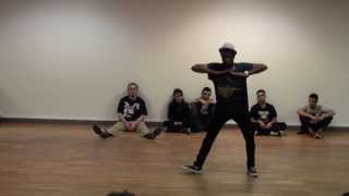 "Carl -- Hip Hop showcase on ""Enjoy Da Ride""--Busta Rhymes at VIBE 2 MOTION"