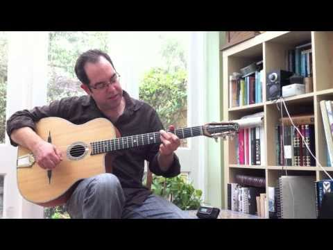 how to play gypsy woman on guitar