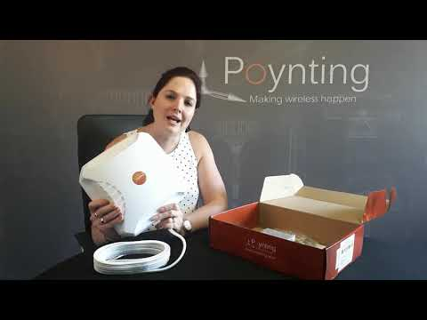 Poynting Product - We unbox our new MIMO 5G Antenna. See what the XPOL-2-5G looks like.