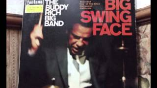 ♫ THE BUDDY RICH BIG BAND ♫ {LP} BIG SWING FACE (LIVE AT THE CHEZ - HOLLYWOOD) ♫