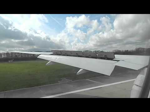 Landing in Paris Orly Airport ORY -- Air France Boeing 777-300ER