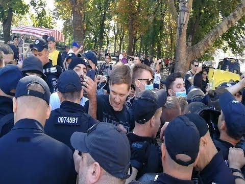 ЛГБТ-ходу в Одесі намагалися зірвати декілька організацій