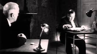 Samuel Beckett --  Rough for Theatre II