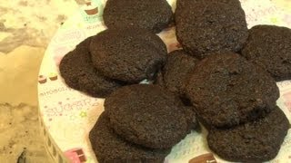 How To Make Gluten-free Cookies From A Brownie Mix : Gluten-free Goodies