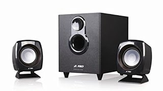 F&d F203g 2.1 Desktop Speakers