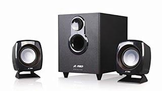 F&d F203g 2.1 Desktop Speakers
