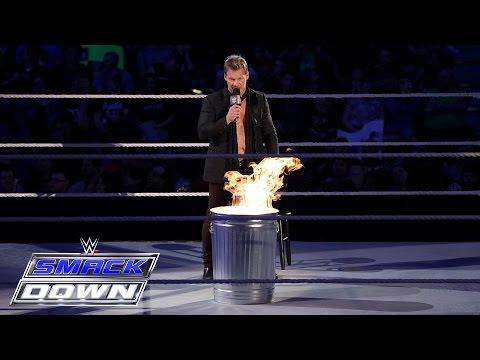 Jericho burns a