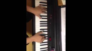Hurricane Eric benet piano cover sort of