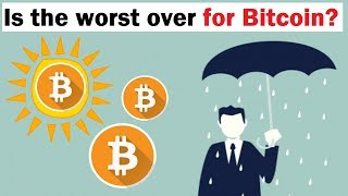 Is Bitcoin Closer to a Bottom?