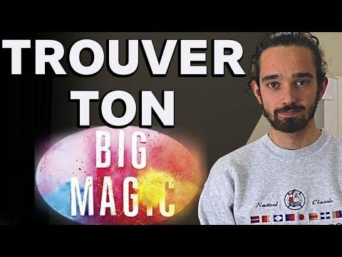 AVIS BIG MAGIC : 4 IDÉES POUR KIFFER TA LIFE EN 2019 thumbnail