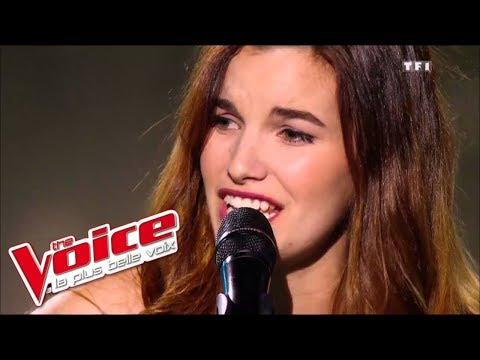 Julien Clerc – Fais-moi une place   Gabriella Laberge   The Voice France 2016   Épreuve ultime