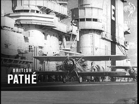 United States Of America  Aka Us Aircraft Carrier - Saratoga (1939)