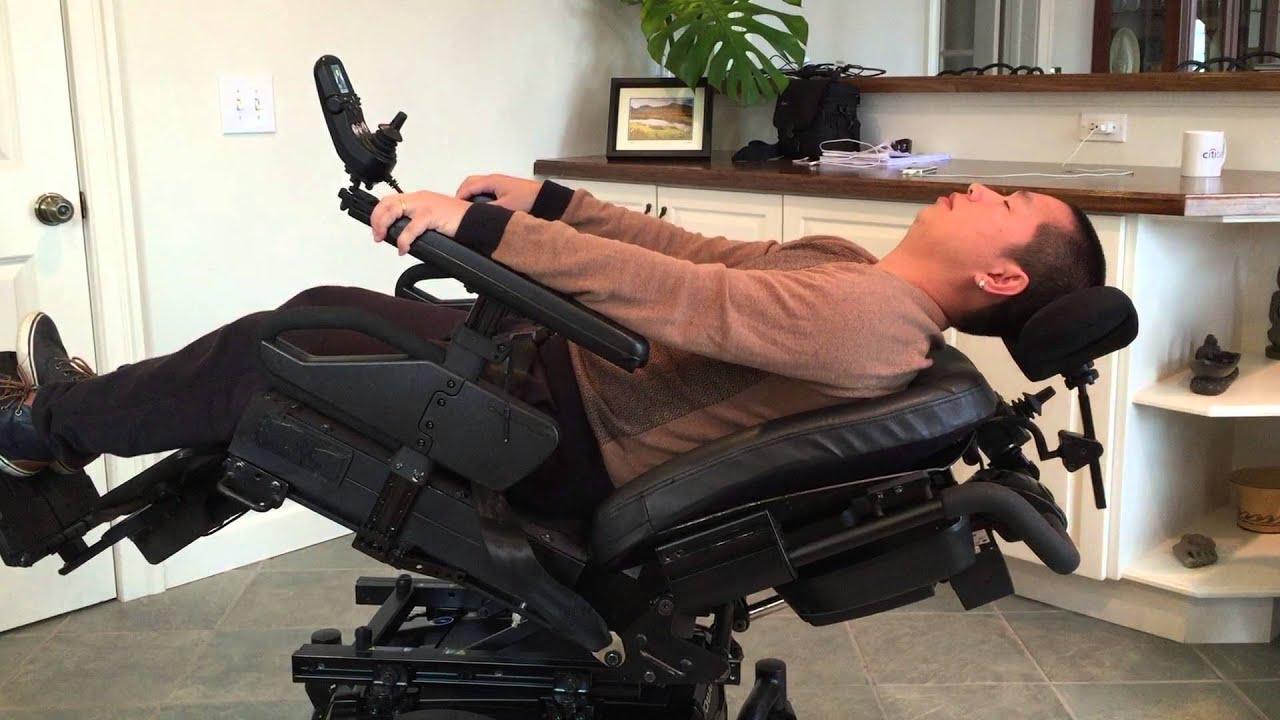 Motorised Wheelchair Quantum Q6 Edge Series
