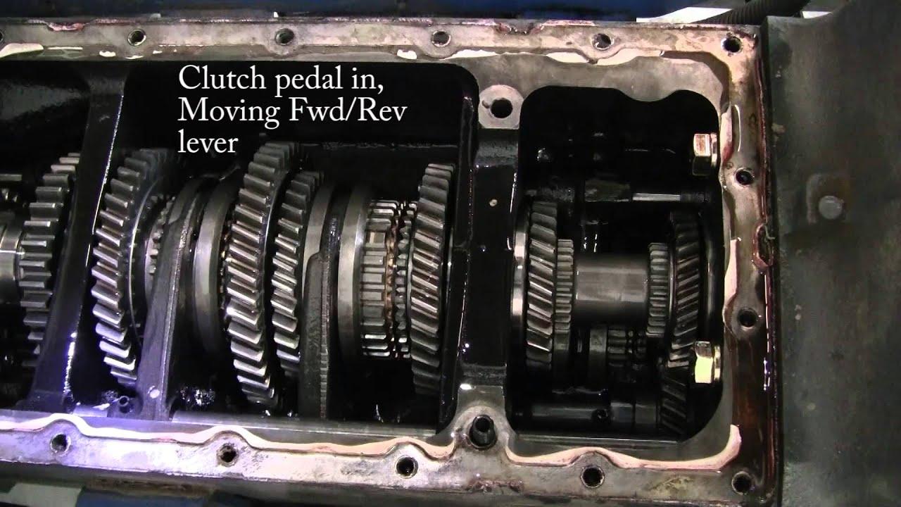NH TC35 SSS Hard Shifting