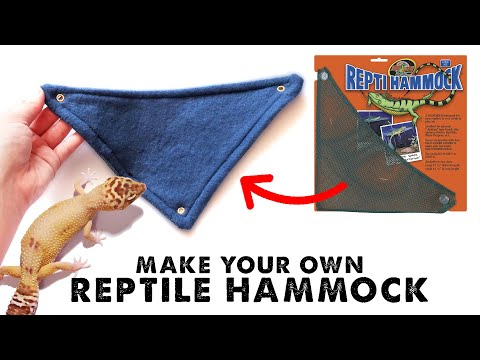 how-to-make-a-reptile-hammock-|-tutorial