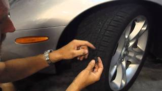 Jaguar XK8 Wheel Speed Sensors