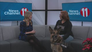 Mission 22 visits News Channel 11