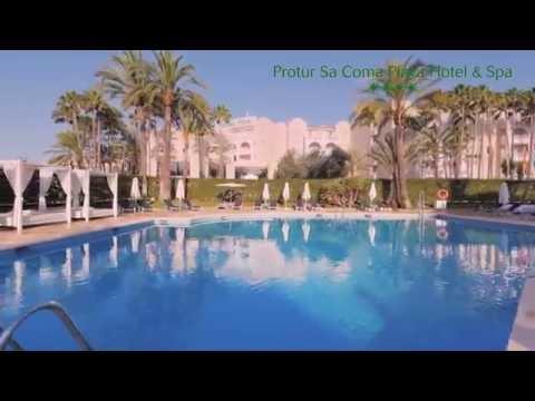 Protur Sa Coma Playa Hotel & Spa 4* - Mallorca, Sa Coma