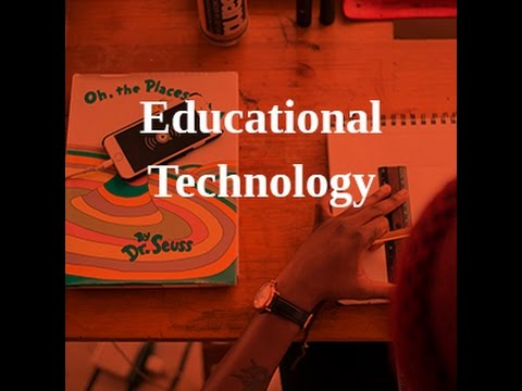Info session for MA Educational Technology programme