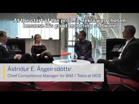 Tekla Global BIM Awards 2015 - Amager Resource Center, New waste treatment facility