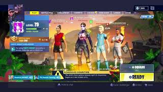 FORTNITE GIFTING IS BACK$ SABOTAGE MIKEY READ RULES READ DESCP- SUB YOU WILL (Lets reach 1000 SUBS)
