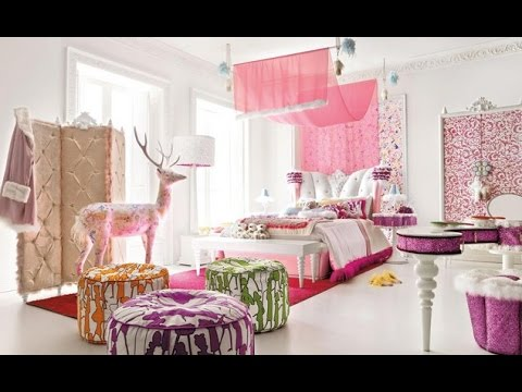 Best Design Idea : 40 Excellent Girl Bedroom Sets