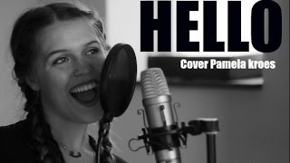 Adele - Hello - Cover Pamela Kroes