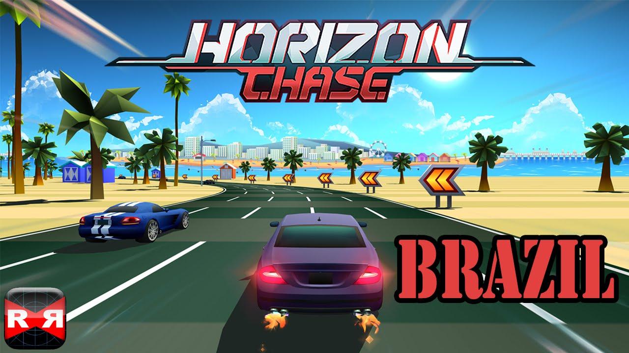 Horizon Chase   World Tour   Brazil   IOS MFi Controller   60fps Gameplay  Video   YouTube