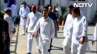 CWC Meeting खत्म Rahul Gandhi ने की थी इस्तीफे की पेशकश
